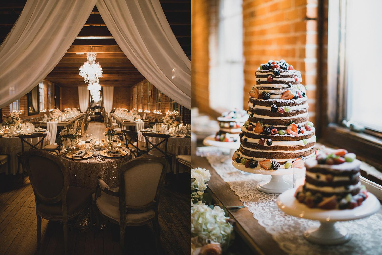 Carondelet House Wedding Photo