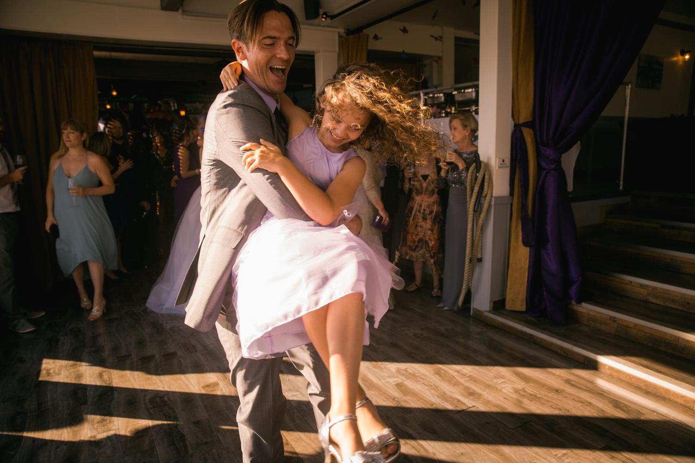 R10 Social House in Redondo Beach Wedding Photo