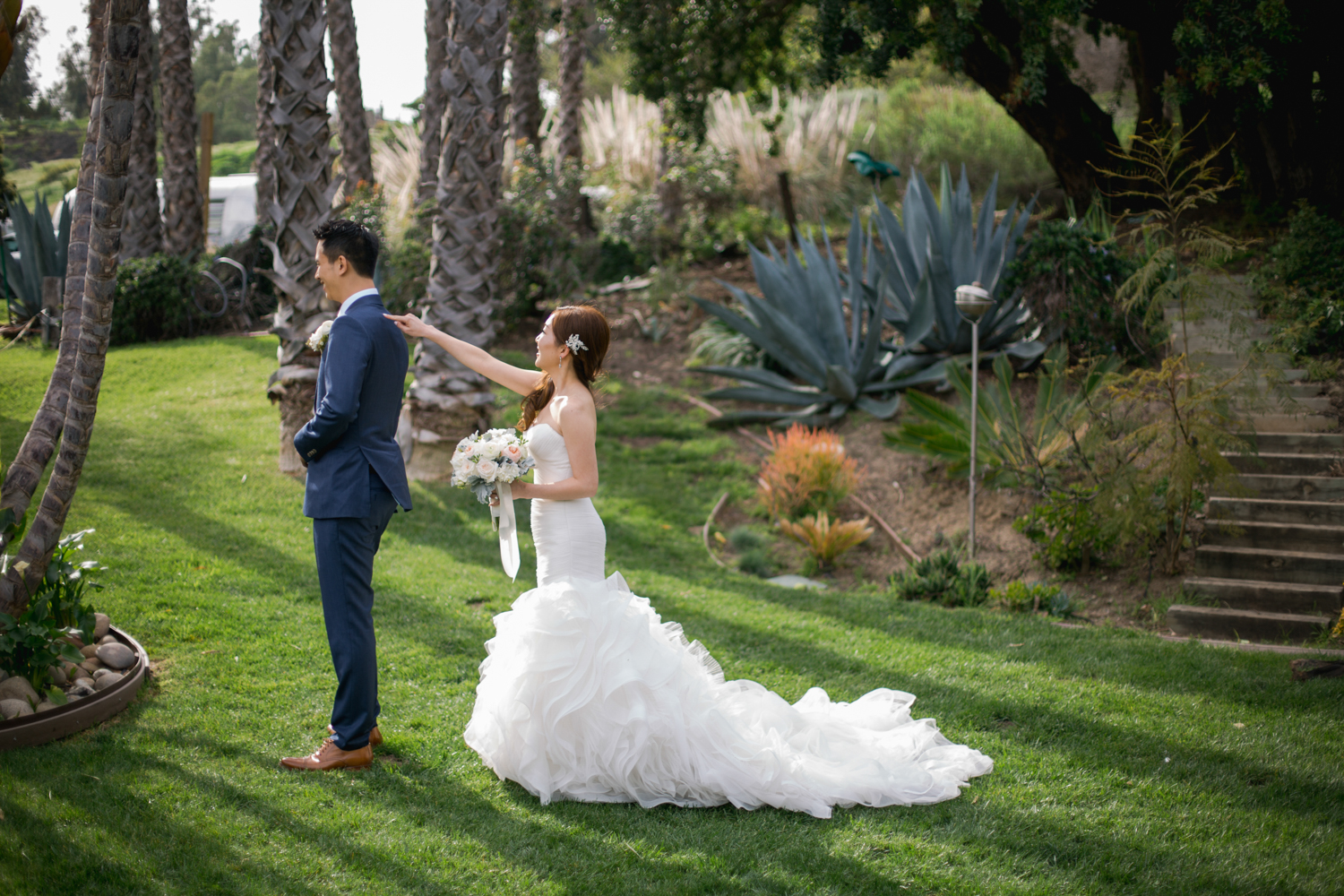 Calamigos Ranch Wedding Photo