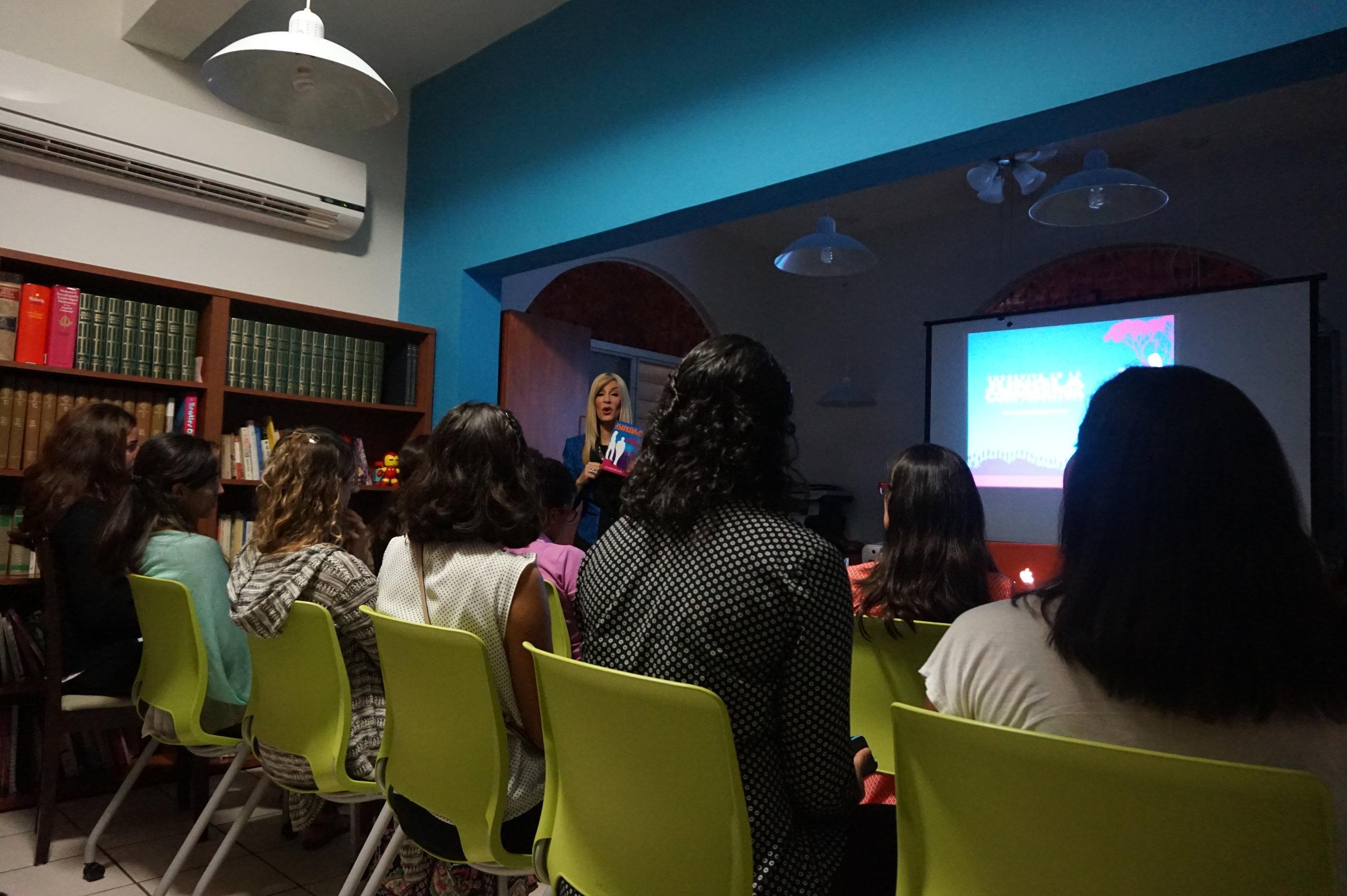 Conferencia en Torrevista