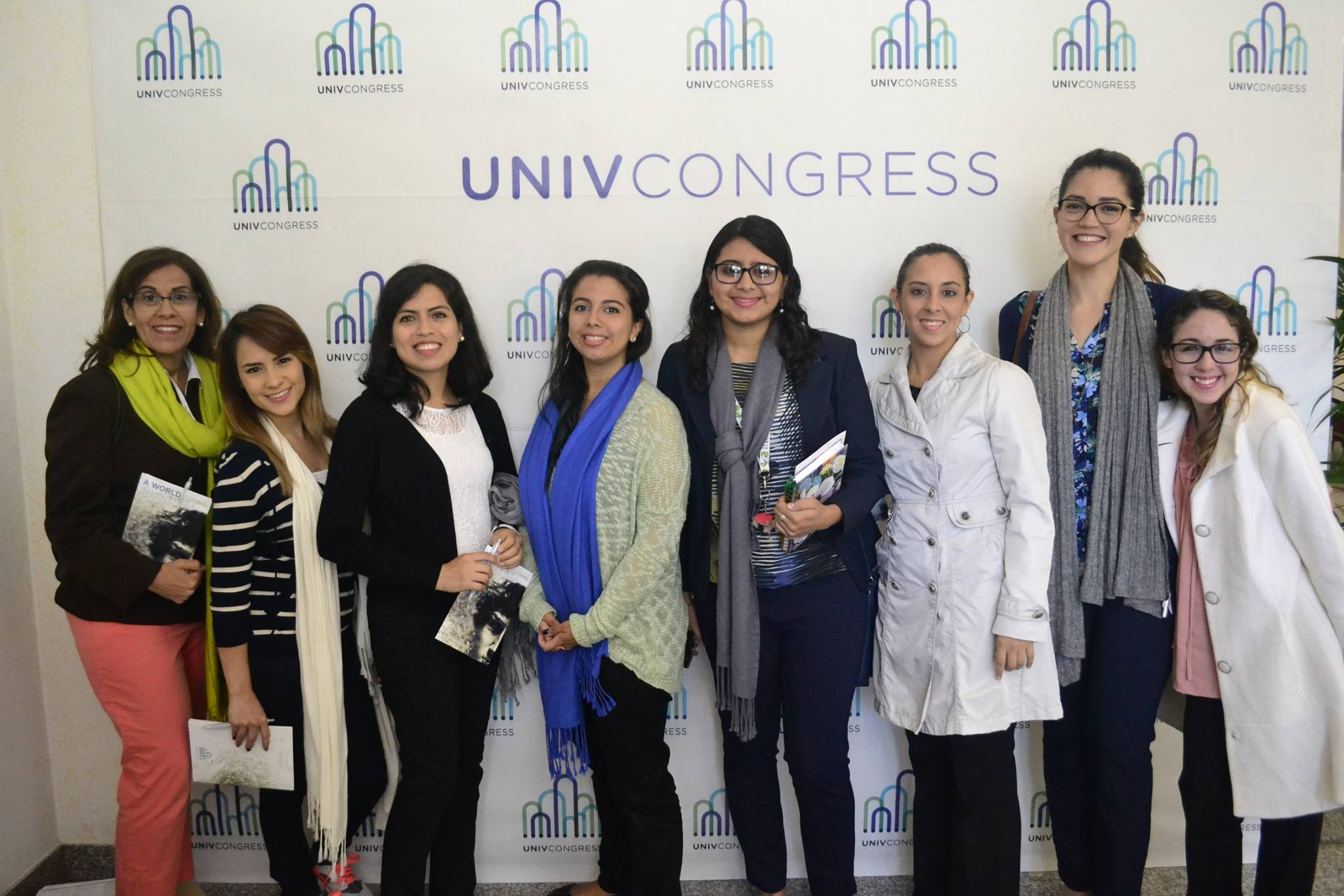 Participantes del Congreso Universitario UNIV