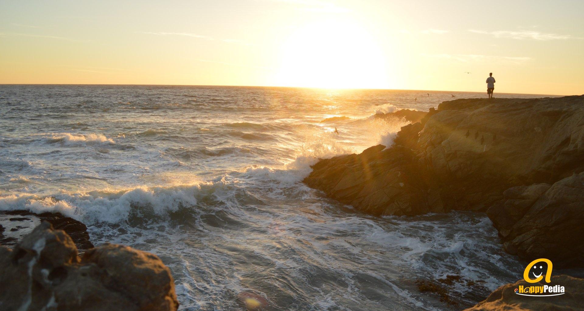 blog - sunset man woman beach sea.jpeg