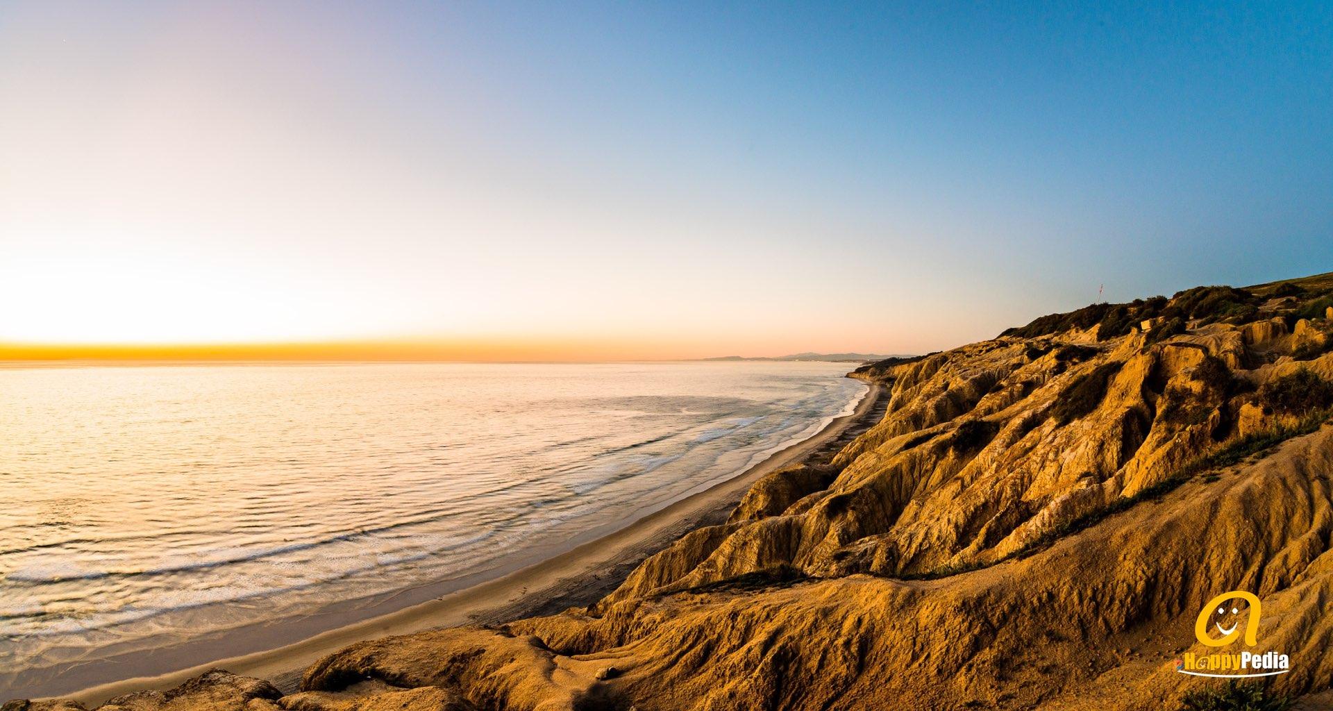 blog - sunset beach nature sea.jpeg