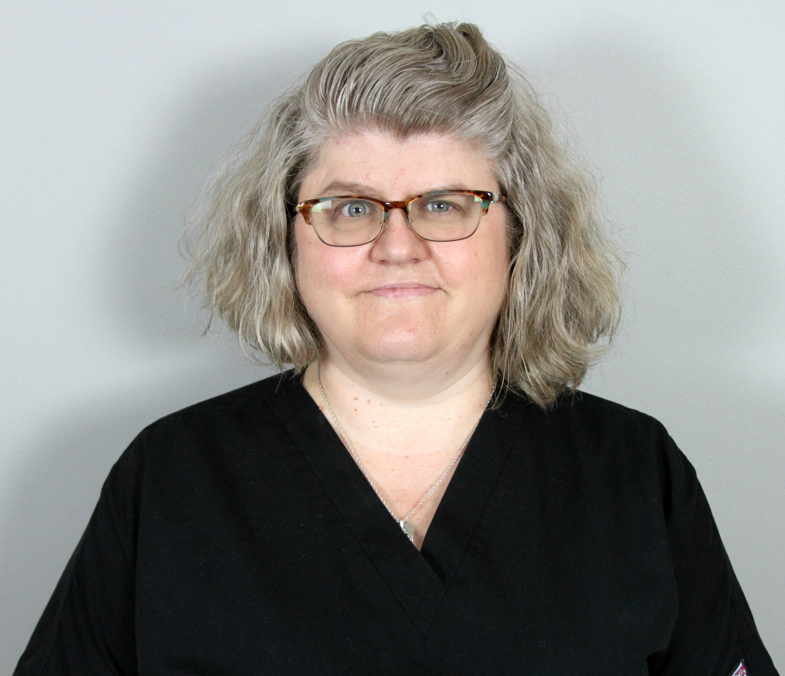 Heather is an Ophthalmic Technician at McKnight Eye centers. She has been in the industry for 18 years and is a Certified Ophthalmic Assistant (C.O.A.) as well as a Certified Ophthalmic Scribe (O.S.C). Heather is extremely dedicated to the care of our patients and always has the patient's best interests in mind. Heather always goes the extra mile when it comes to patient care ensuring that everything is done in an efficient and effective manner. Heather is currently working towards her next certification which is becoming a Certified Ophthalmic Technician (C.O.T.). During her free time Heather enjoys spending time with her 2 cats as well as her nieces and nephews. She also enjoys crafting and loves Disney. She and her family make a trip to Orlando every year to visit Disney World. She resides in Kansas City, MO