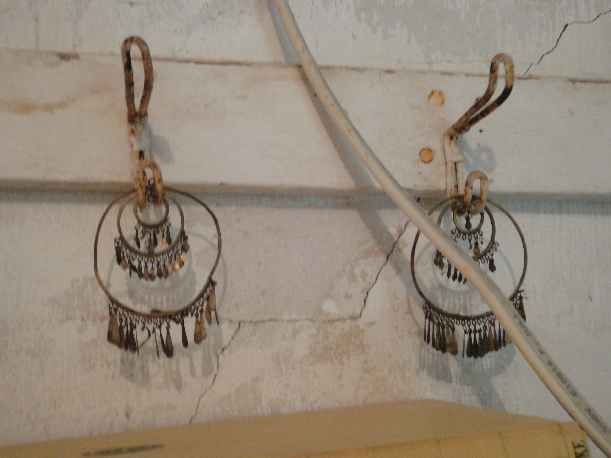 Earrings, Master Bedroom.JPG