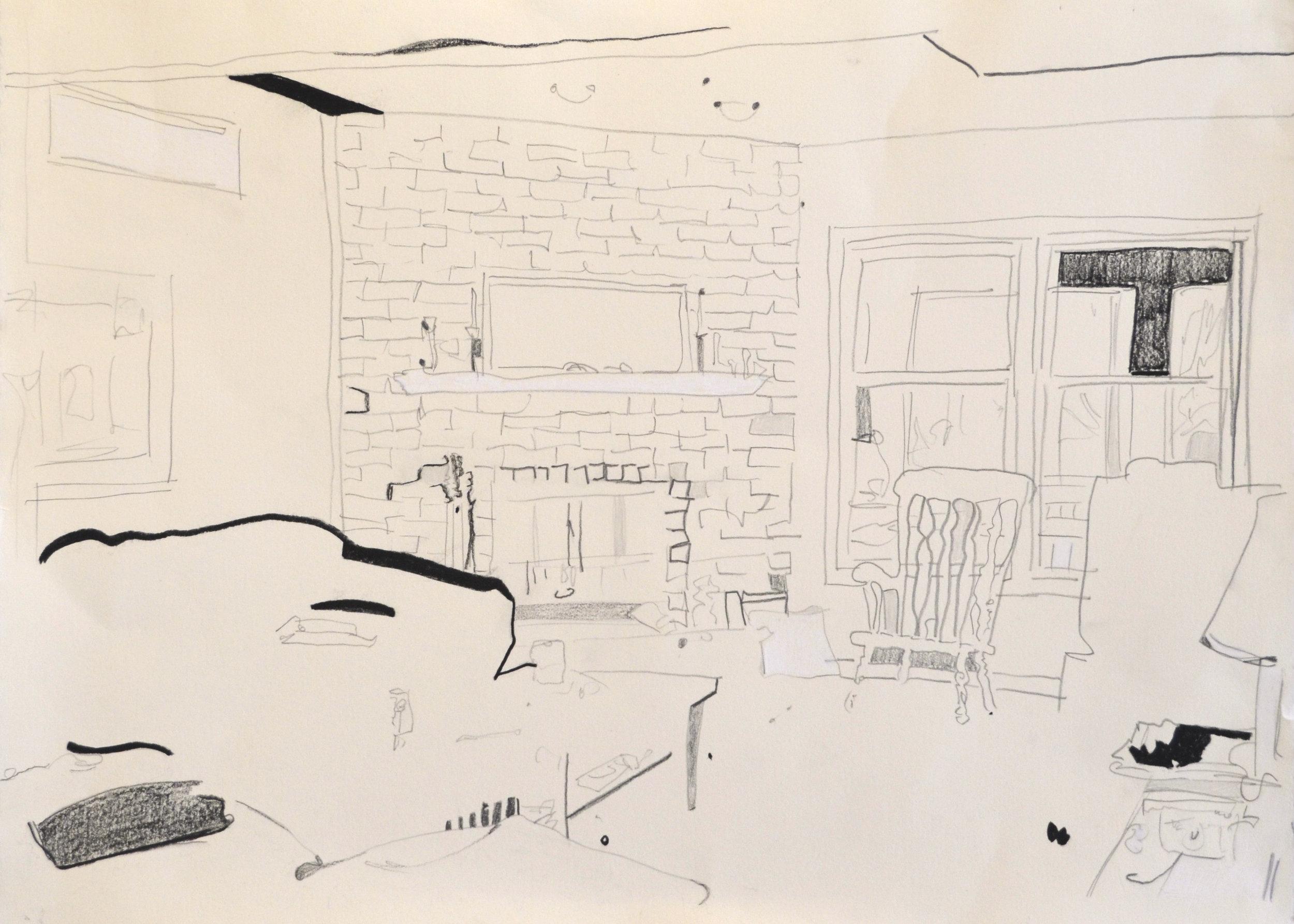 360 Cambridge Drive: Family Room