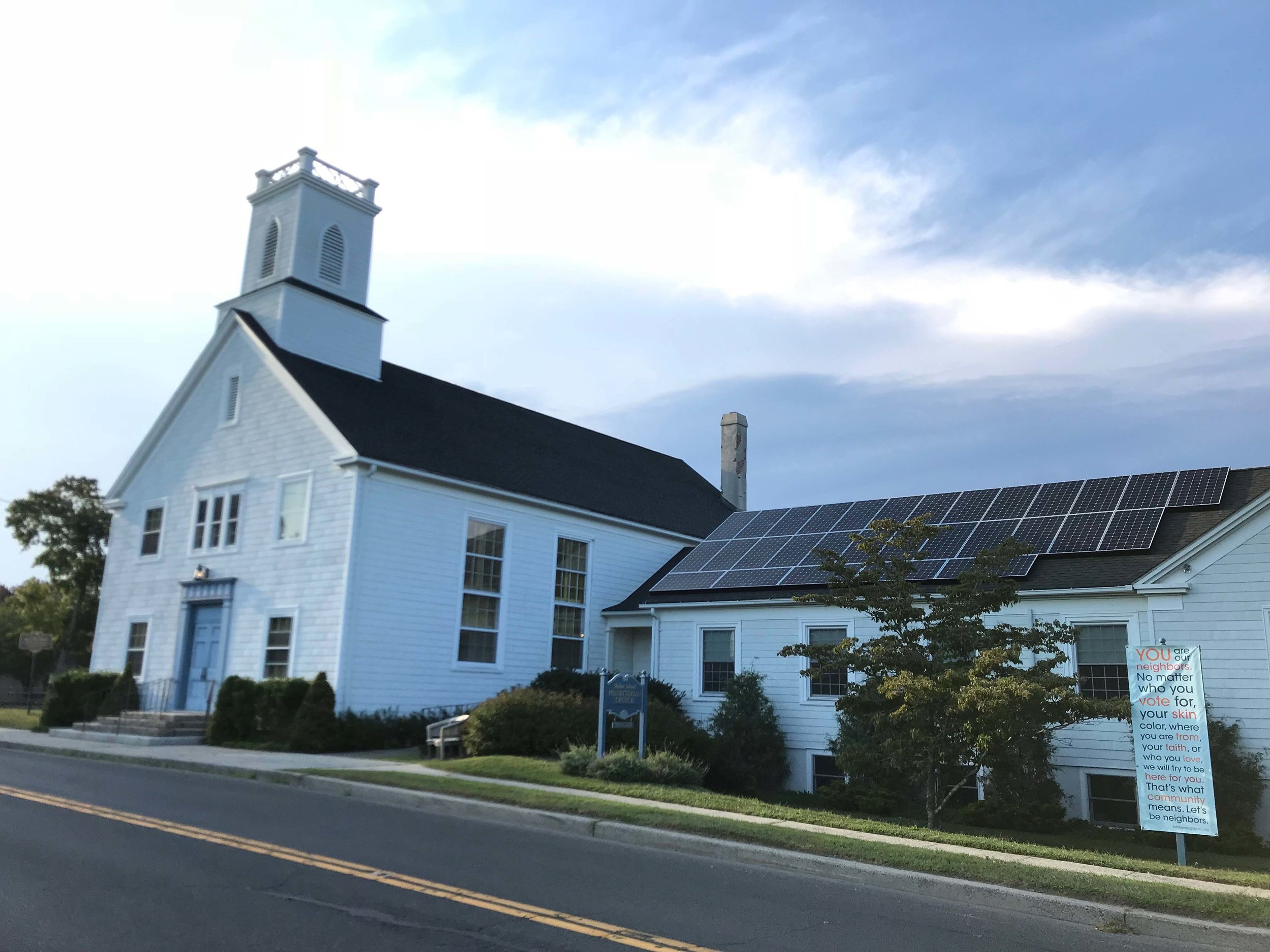 Shelter Island Presbyterian Church