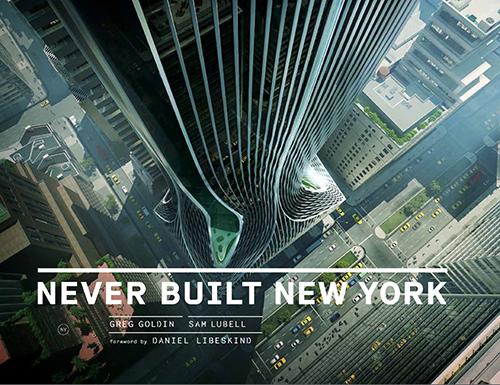Never Built New York$55