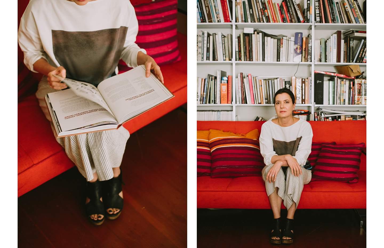 Amy Knoll Fraser. Photos by  Joe + Kathrina