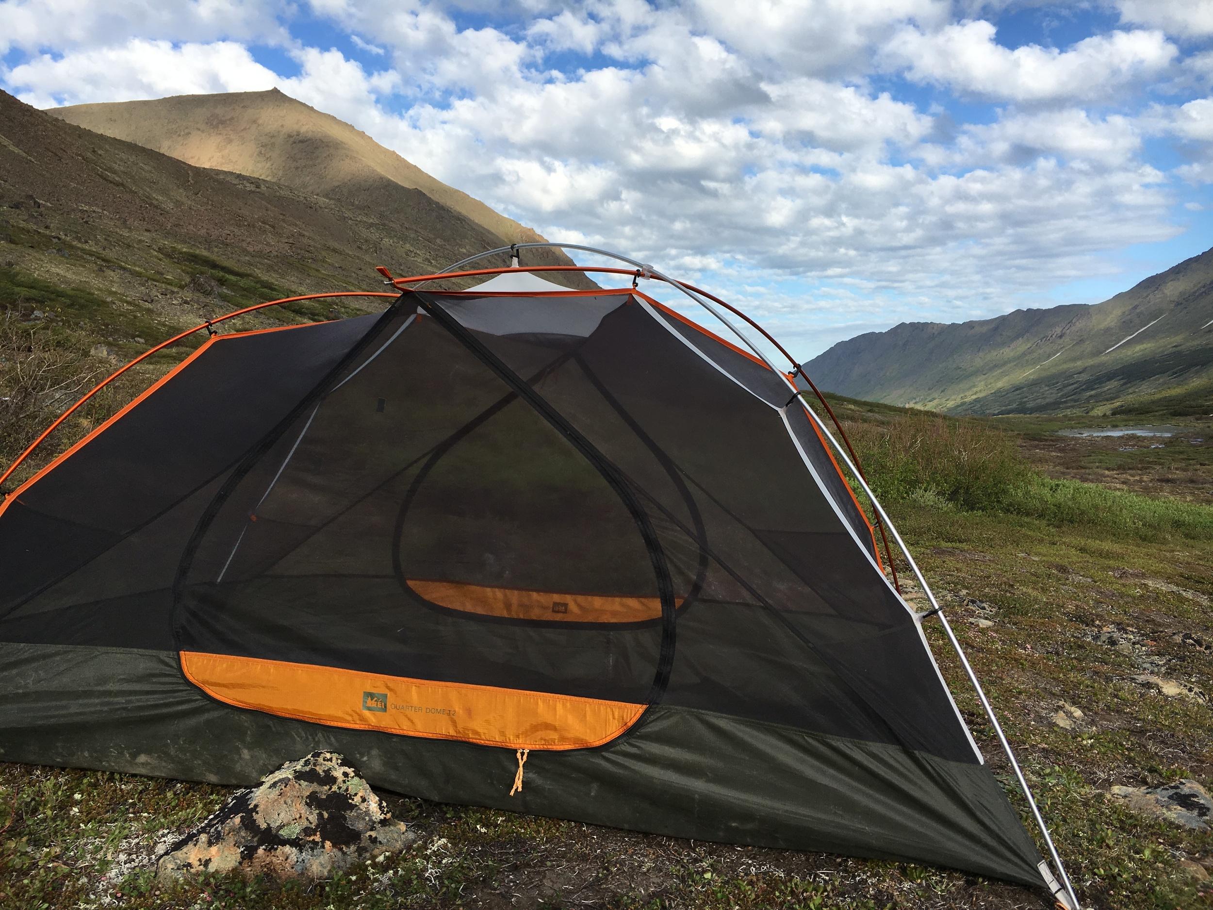 REI Quarter Dome Tent