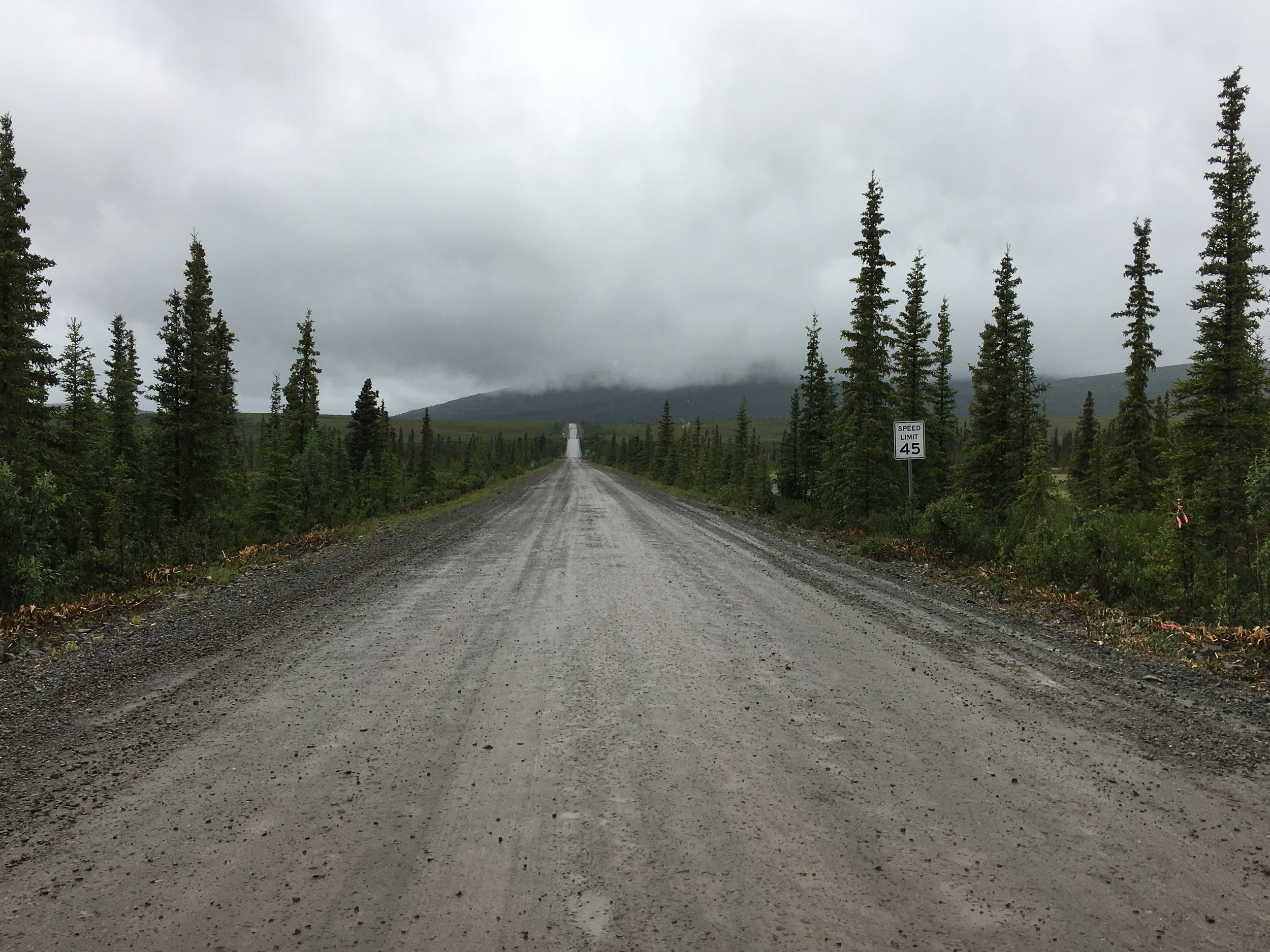 The Denali Highway... it goes on and on.