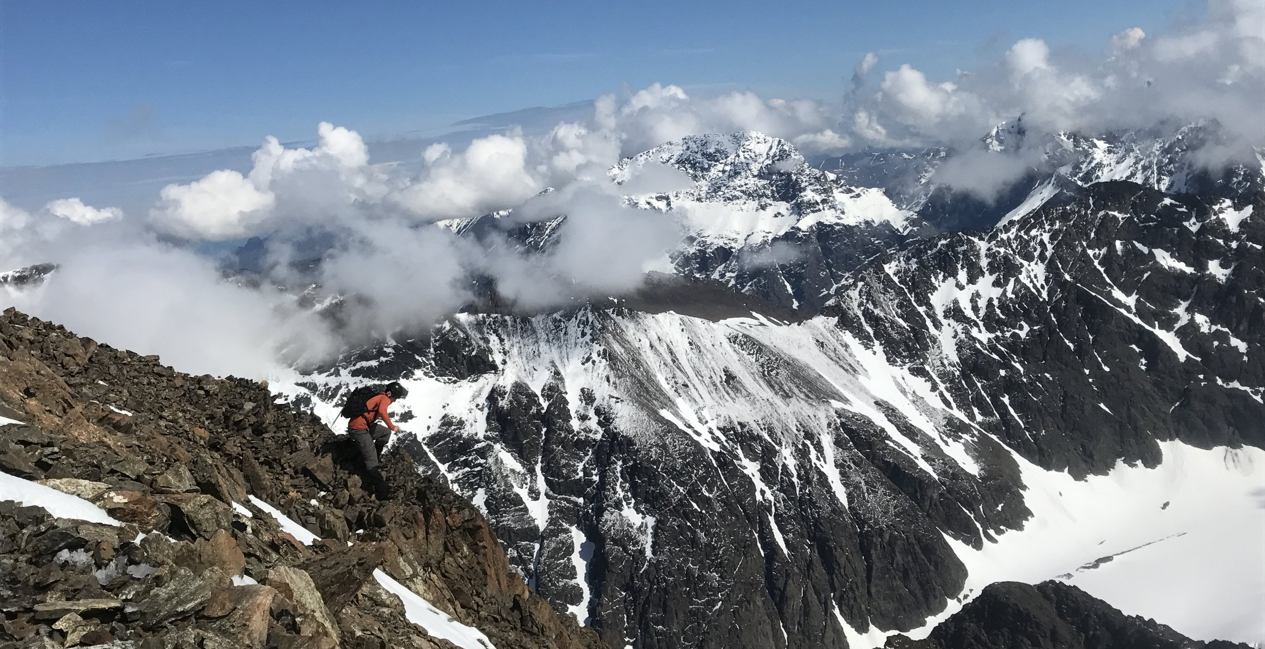 Peakbagging The Chugach. Your RESOURCE for GPS tracks, write ups, and photos for all 120 Chugach Peaks (Eventually)
