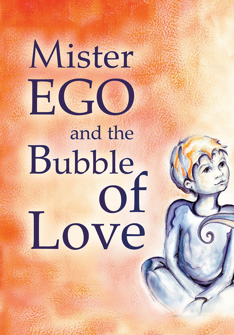 MR. EGO AND THE BUBBLE OF LOVE  Amber Hinton