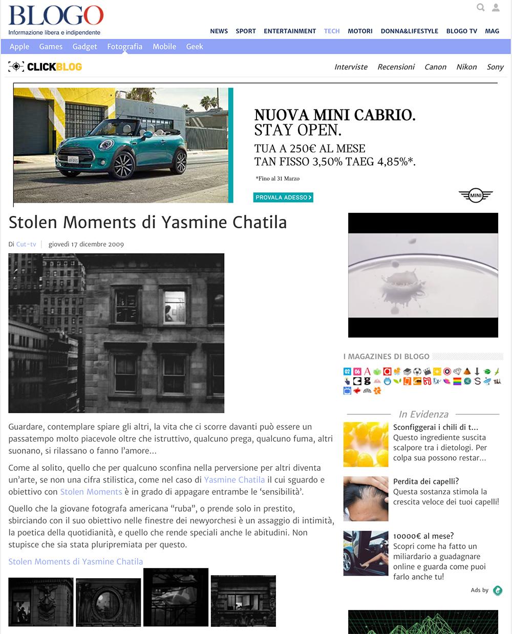BlogO (Milan)