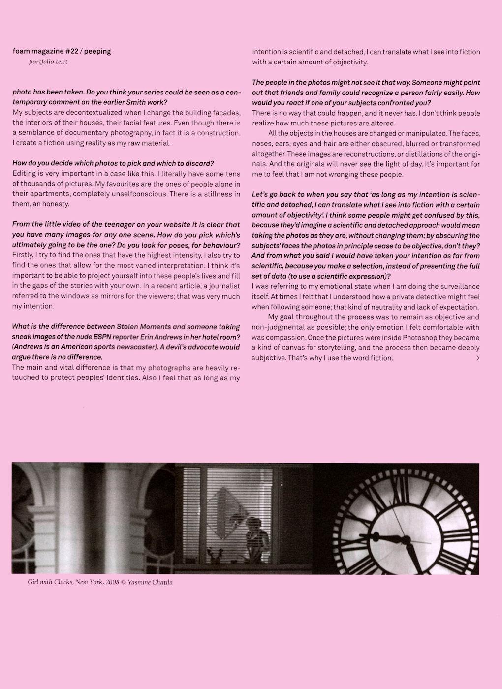 Foam Magazine (Amsterdam)