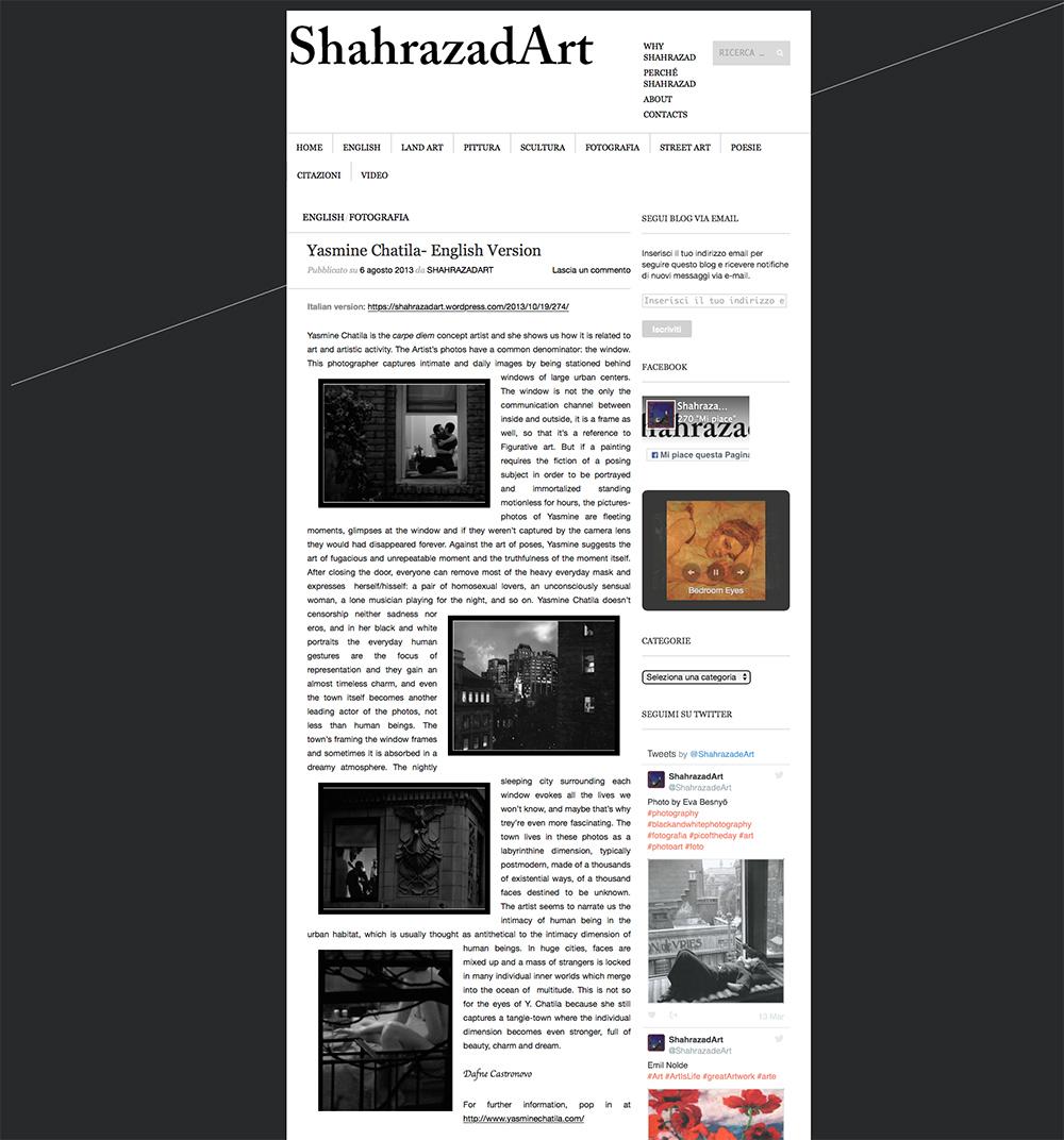 Shahrazad Art (Milan)
