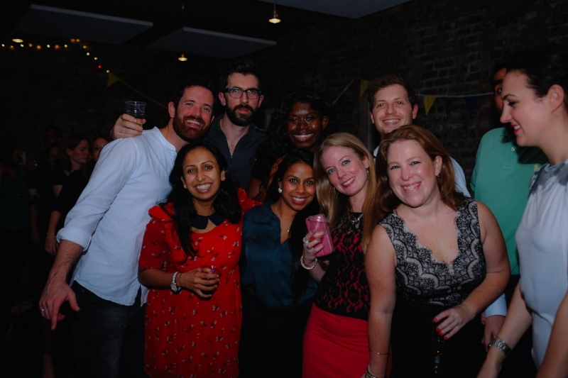 The picture of a good time at the gala this past October. Image courtesy of IWI.