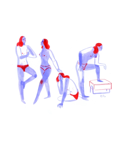 Illustration by  Elizabeth Haidle  for FEM Project