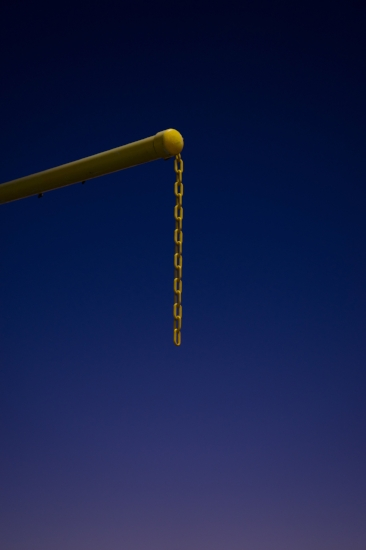 Suspended Chain by Haley Golden