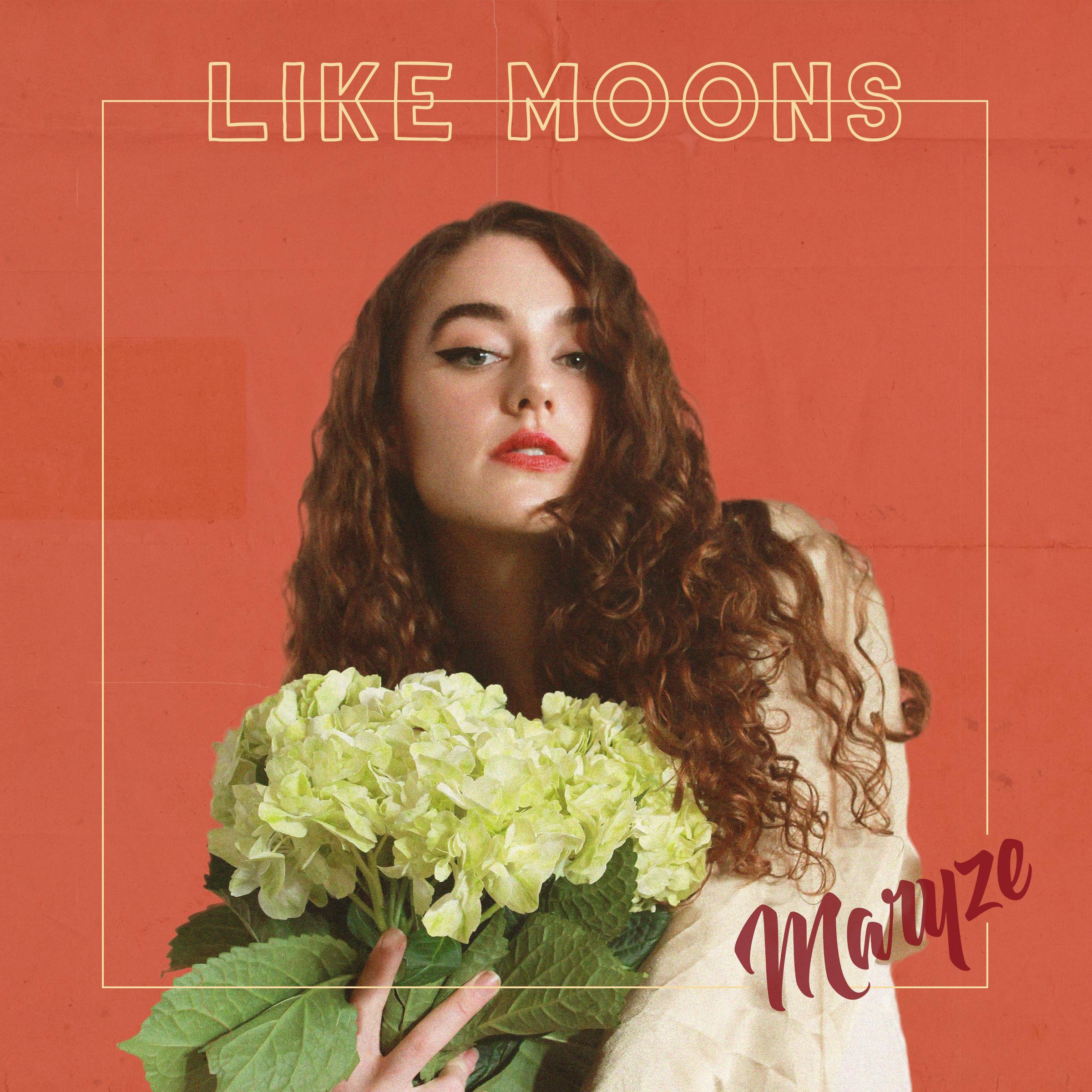 EP cover by Ciele Beau, photo by Malaika Astorga