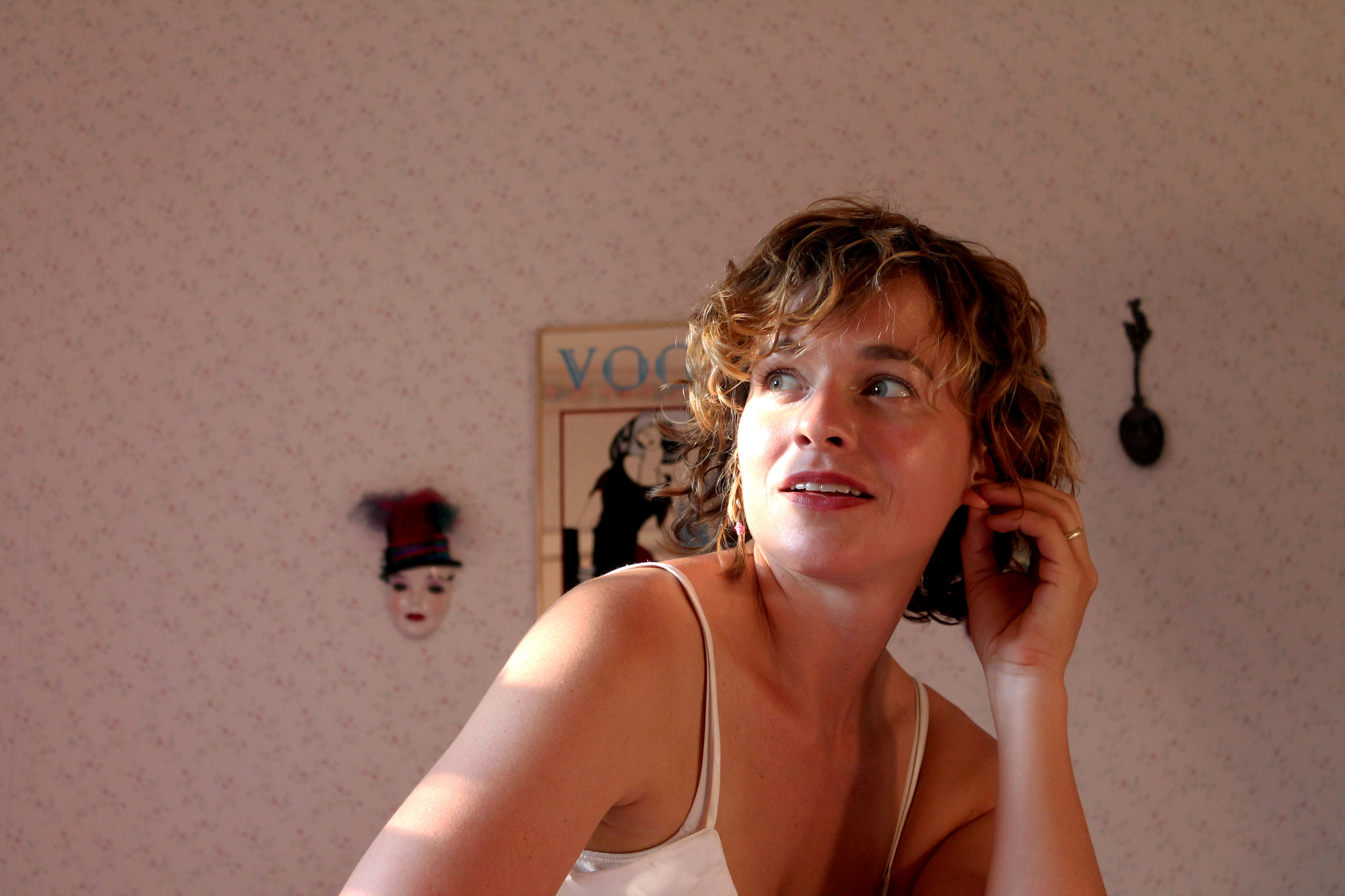 The Leanover by Malaika Astorga