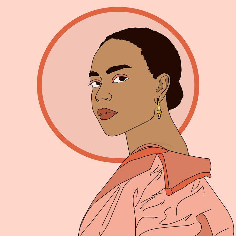 Illustration by    Malaika Astorga