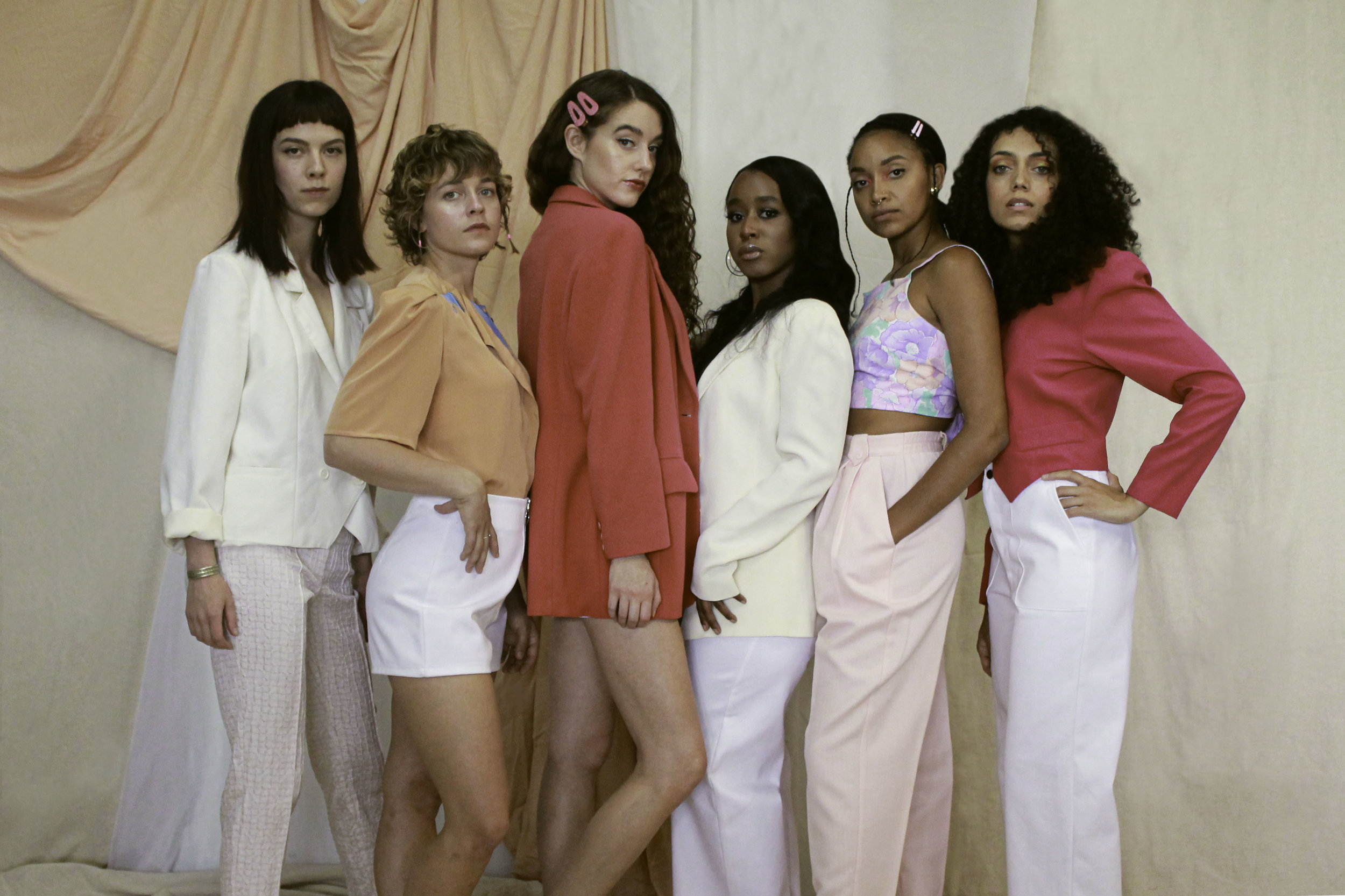 Citizen Vintage x Hot Tramp Festival by Malaika Astorga. Featuring Cyber, The Leanover, Hanorah, Janette King & Maryze