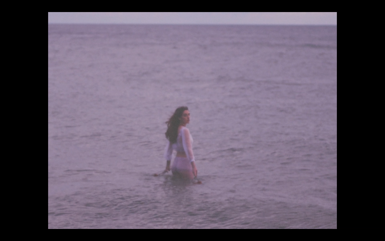 Still from Marze's  Soft , directed by Amanda Louise Macchia