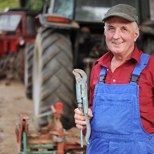 farm maintenance vehicle