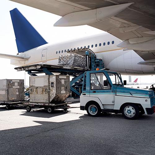 aircraft fleet vehicle