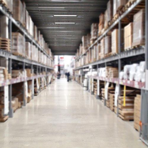 warehouse shuttle