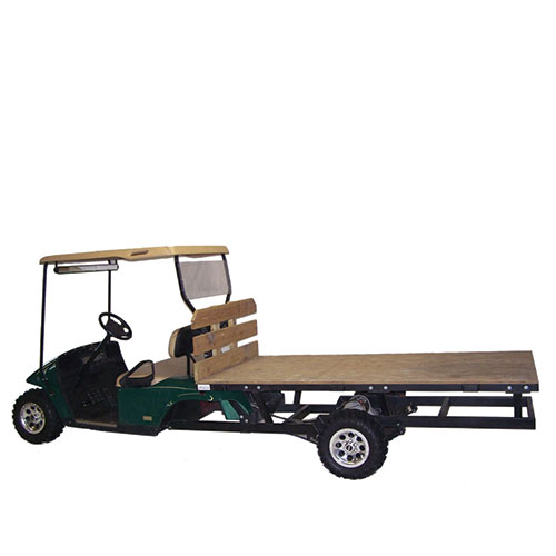 8 FT FLATBED TRUCK