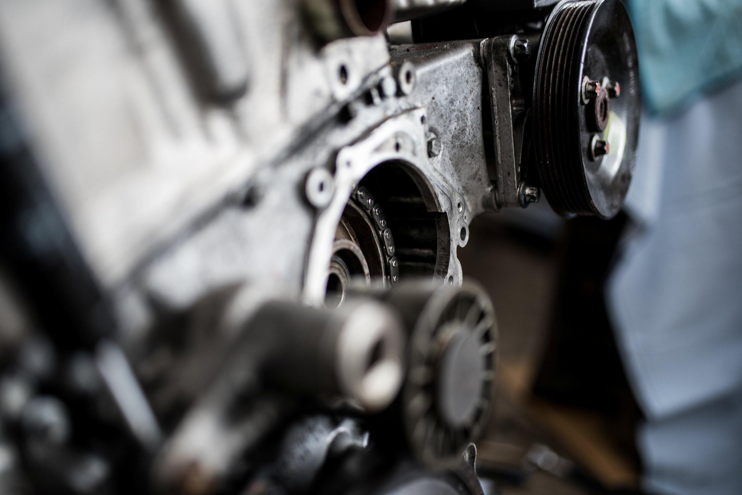 Motor-Reparaturen