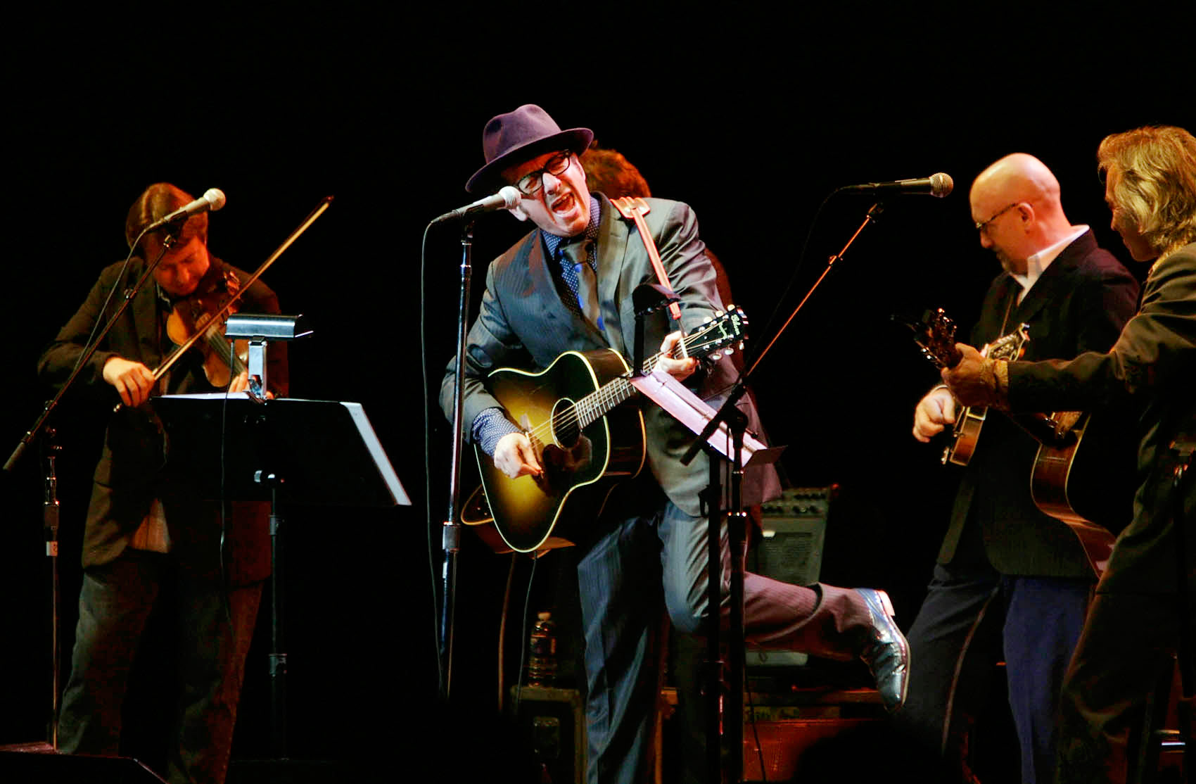Elvis Costello & The Sugarcanes