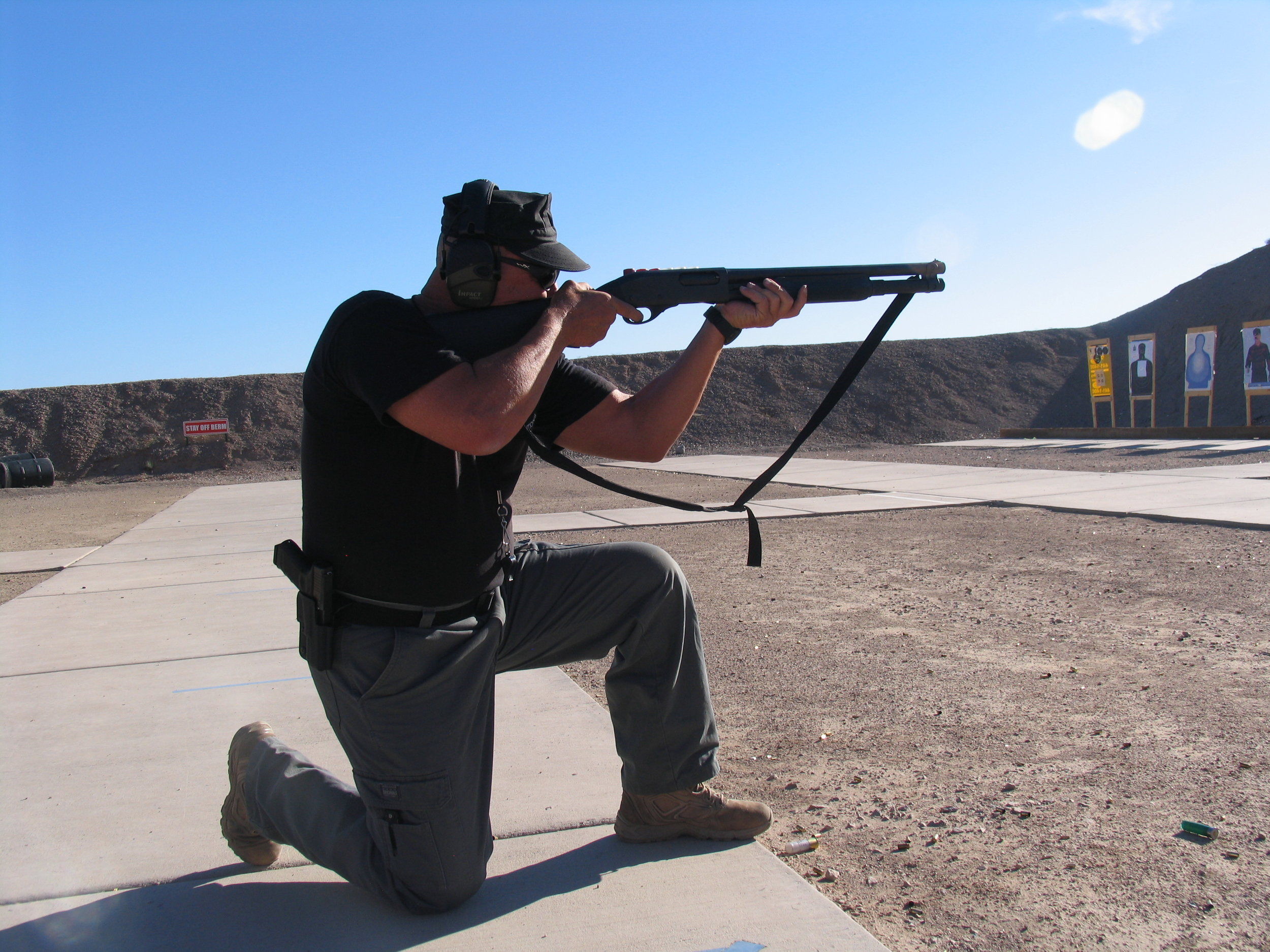 Sarge Sun Shotgun.JPG