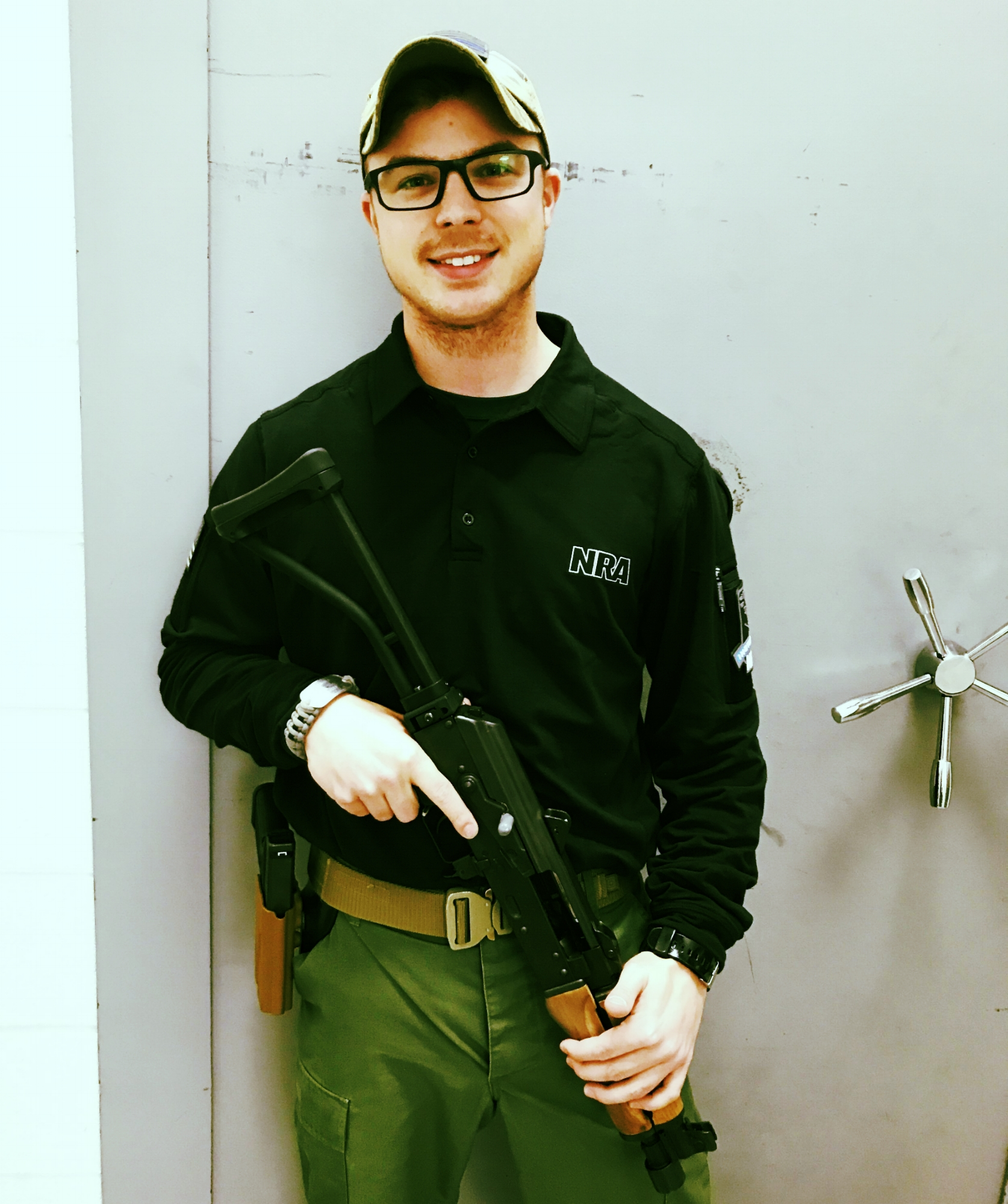 Camren Rizzo - Firearms Instructor / AR15 Speciaist