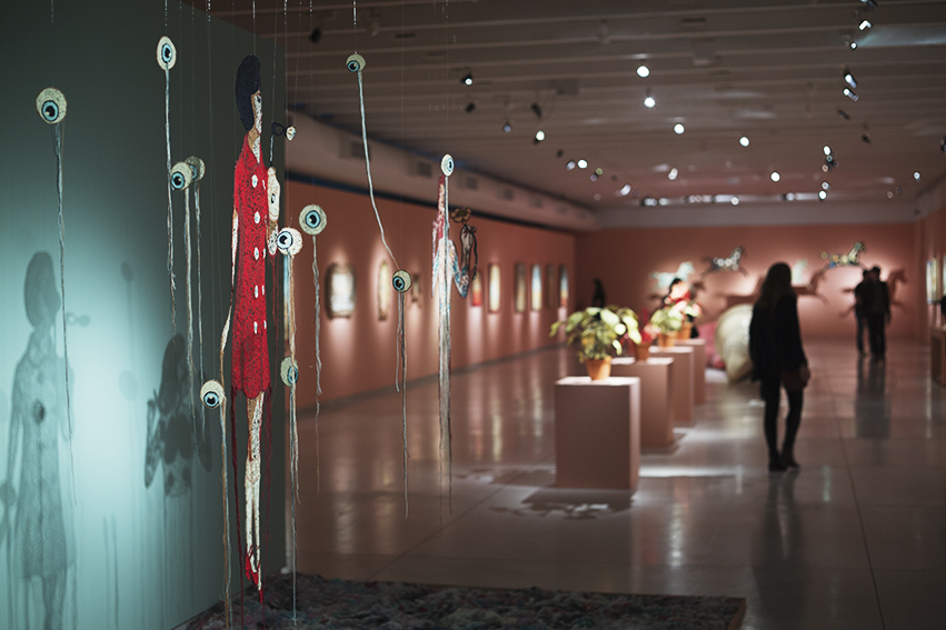 Exhibition View, Rafael Silveira