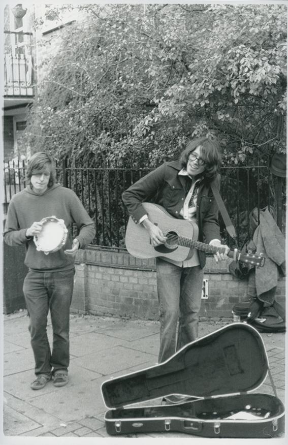 Forgotten Stories:Ryan O'Reilly Band, Portobello © 2009 Ekaterina Selezneva