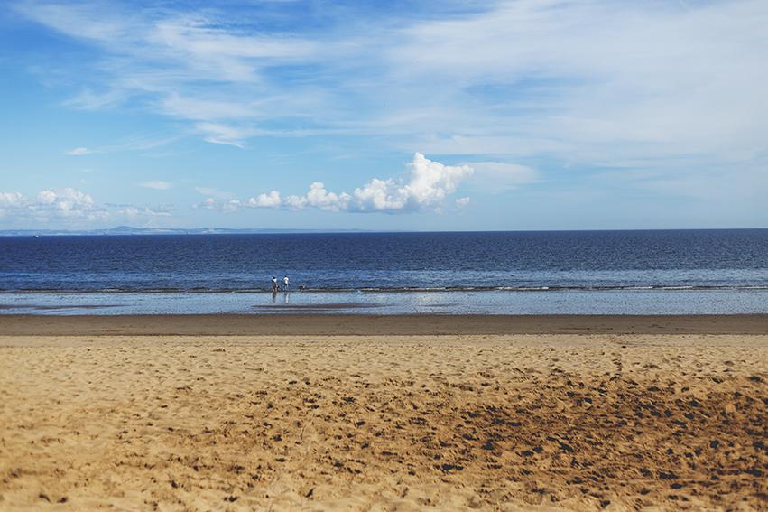 Portobello Beach © 2017 Ekaterina Selezneva
