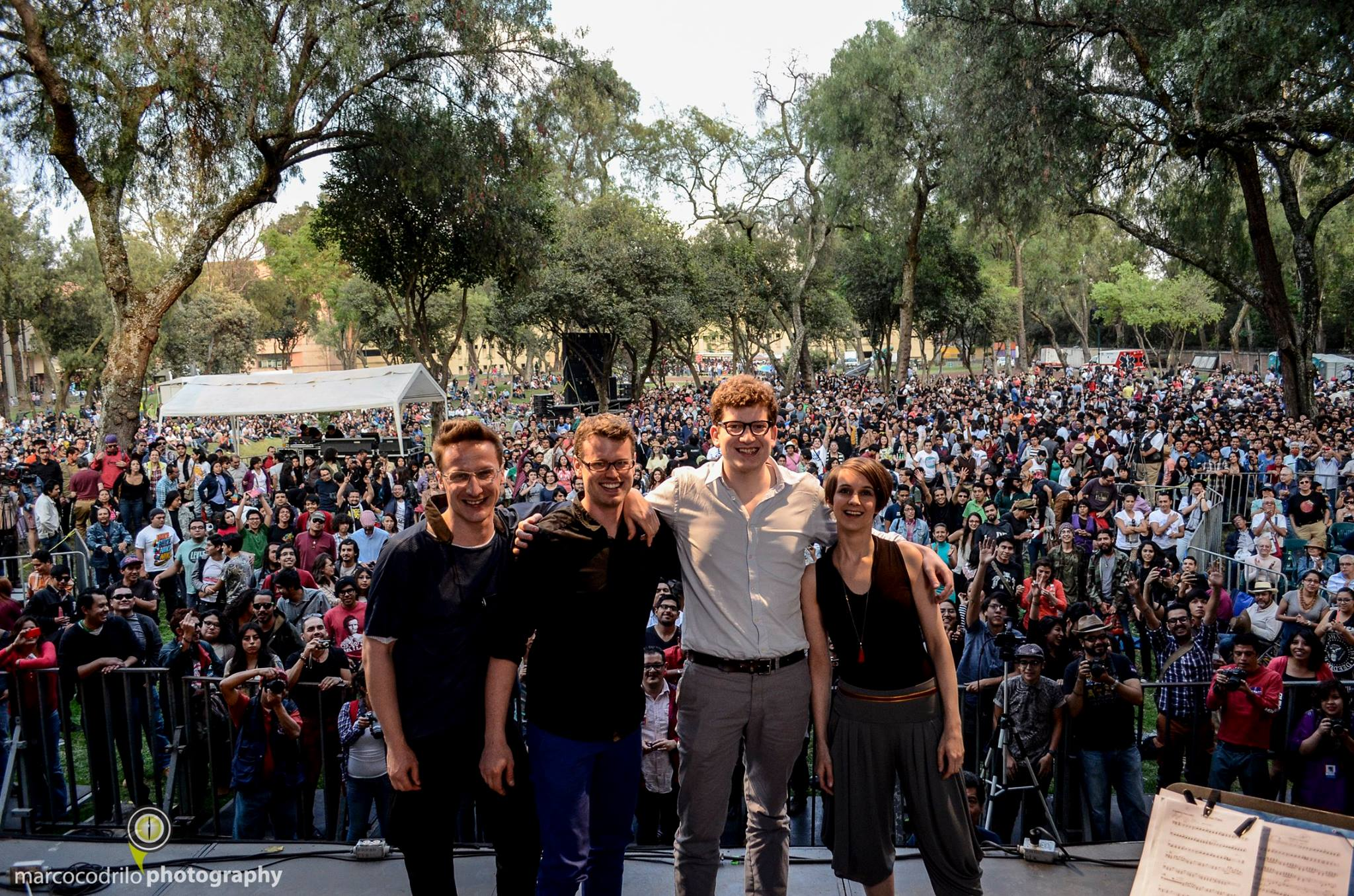 Cenart-EuroJazz Mexiko (2015)