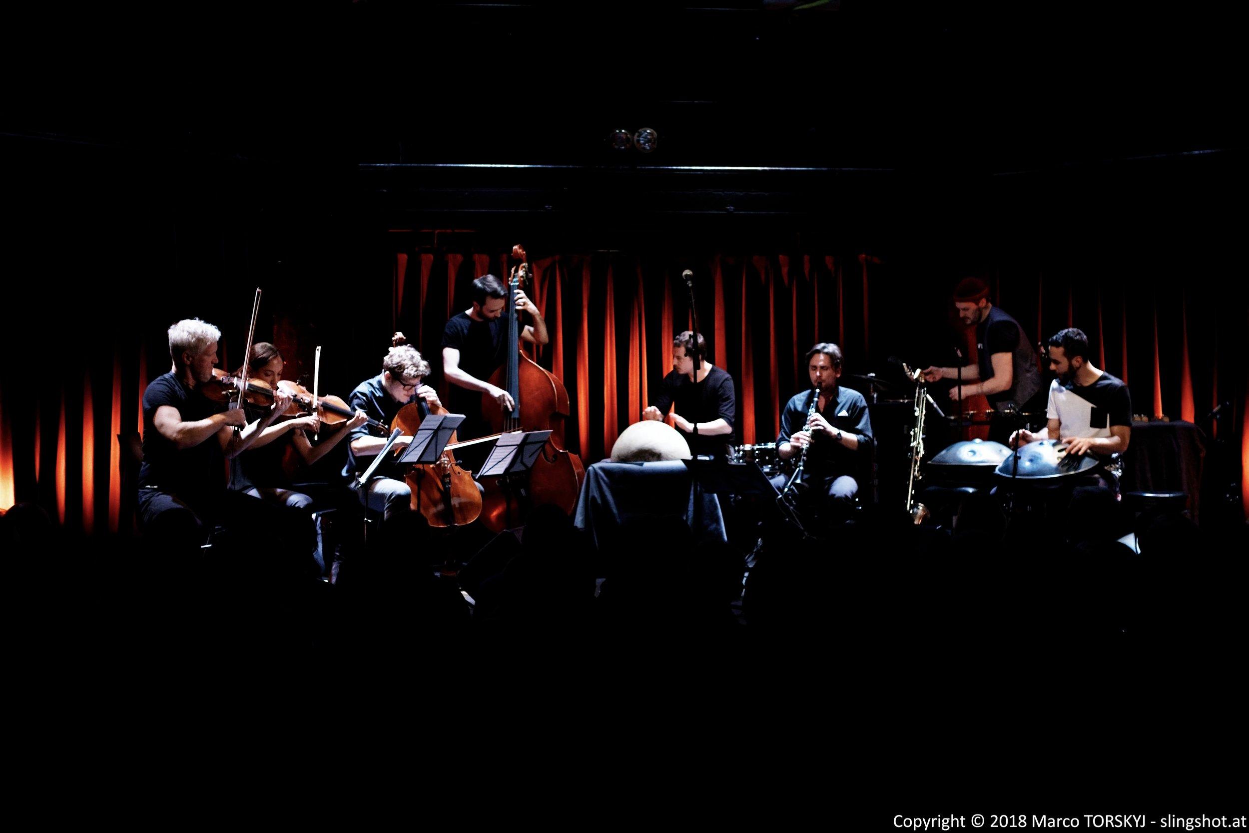 Manu Delago Metromonk Acoustic (2018)