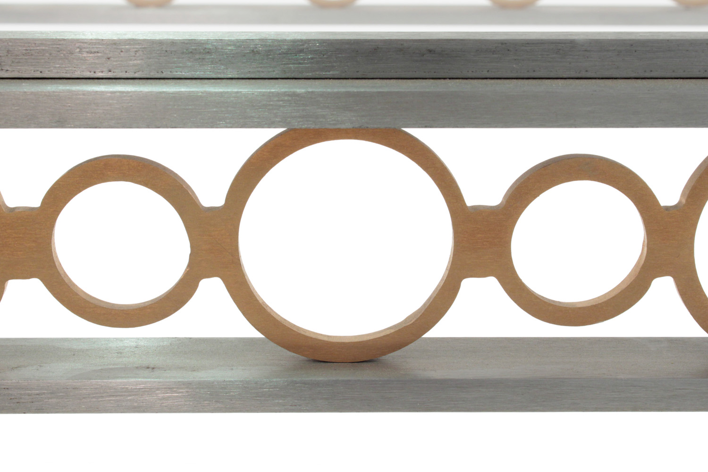 French 95 drk brushedsteel+brass circles coffeetable356 hires (4).jpg