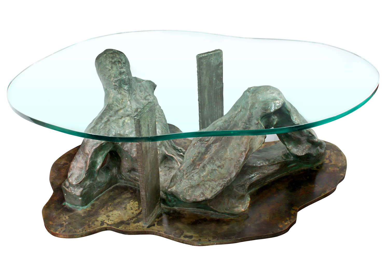 Laverne 450 Solitued male reclining bronze coffeetable361 hires.jpg