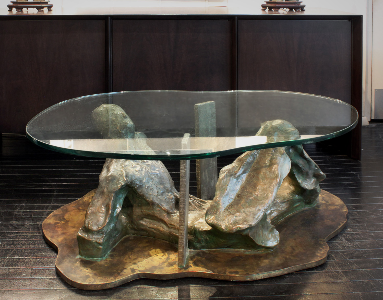 Laverne 450 Male Reclining bronze coffeetable361 detail7 hires.jpg
