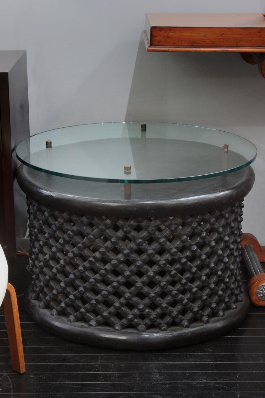 Springer 55 lrgAfrican+glass top endtable89 deatil5 hires.jpg