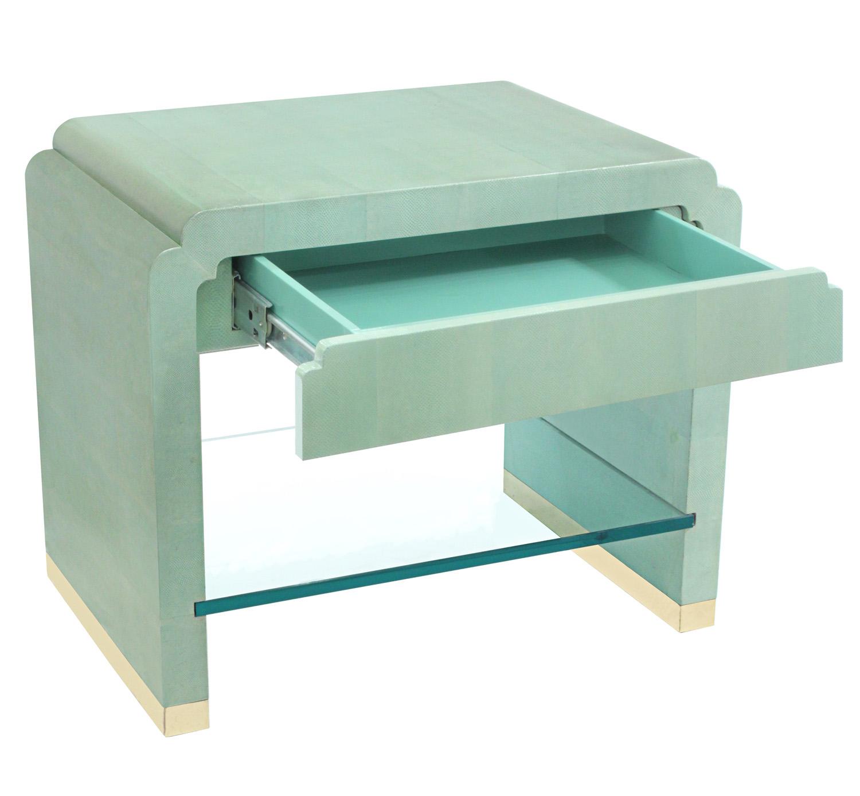 Seff 60 green Karung drwr+glass shelf endtable50 detail1 hires.jpg
