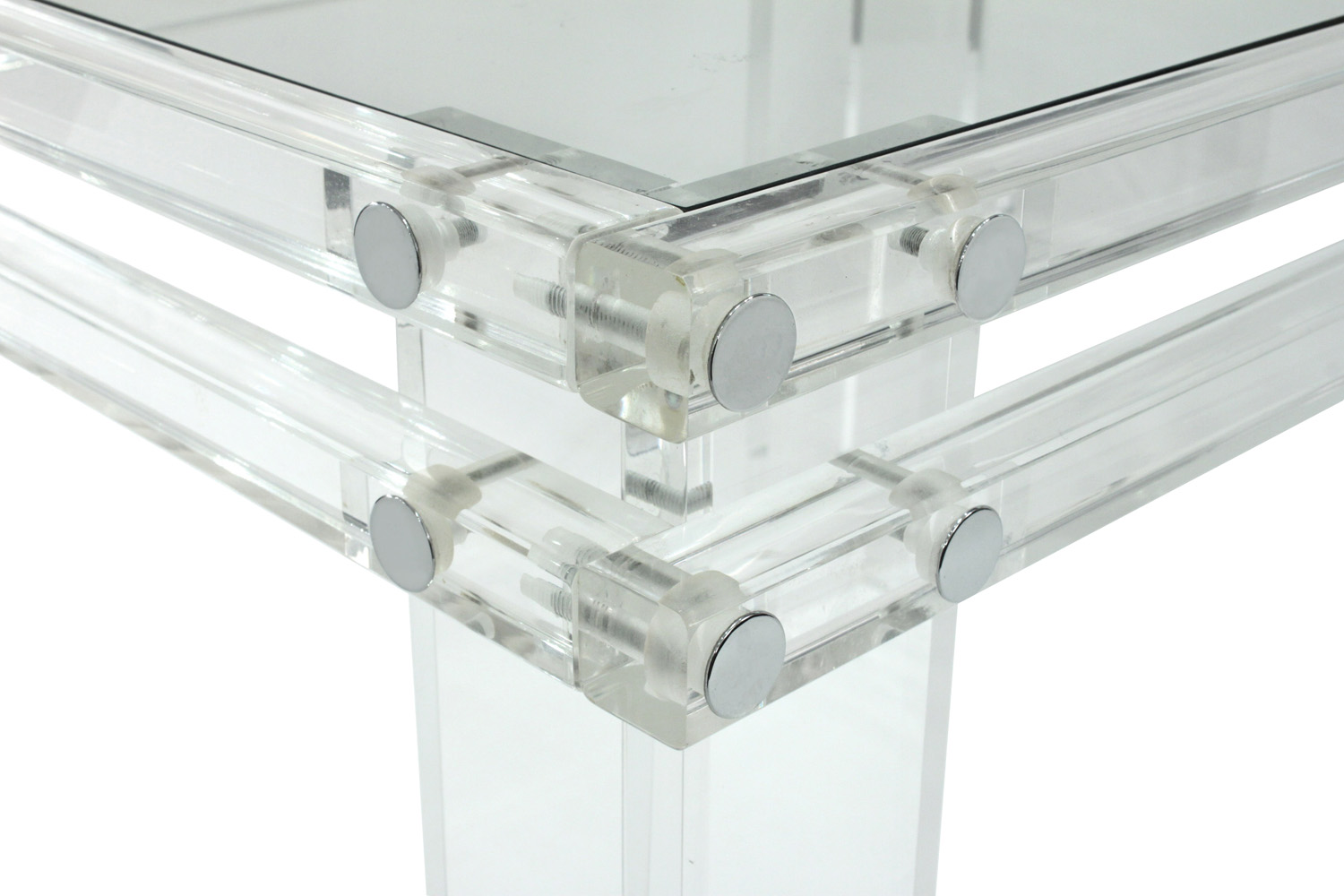 70s 35 square thick lucite+glass endtable143 detail1 hires.jpg
