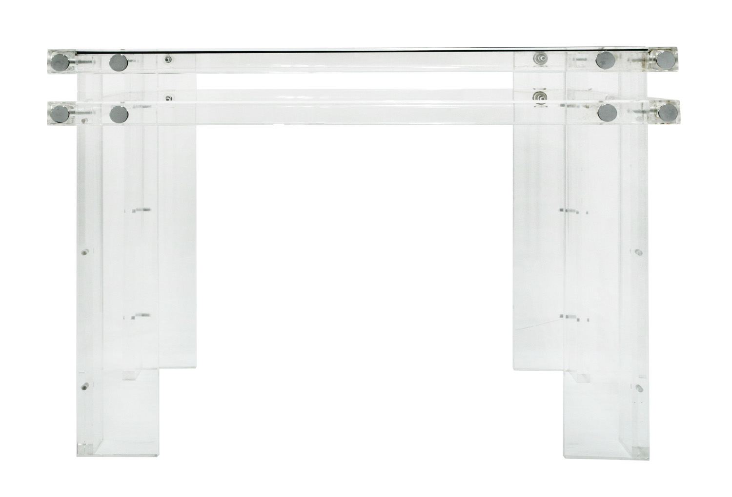 70s 35 square thick lucite+glass endtable143 detail3 hires.jpg
