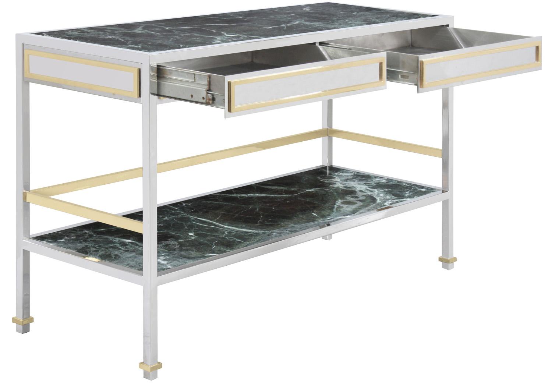 Paul M Jones 180 steel+brass+marbl consoletable106 detail2 hires.jpg