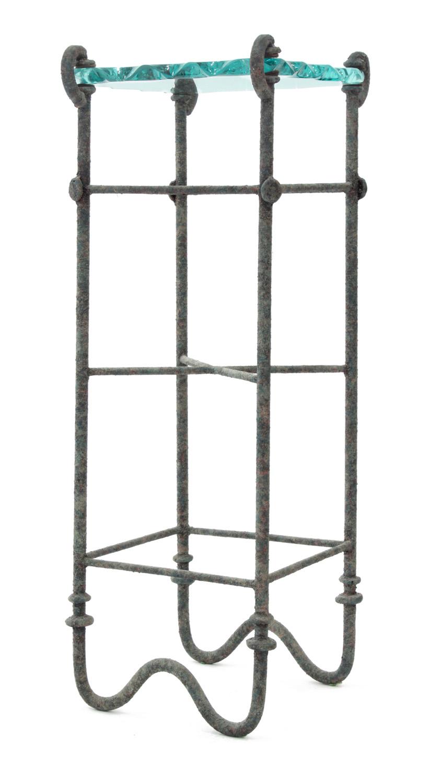 70s 45 verdigris bronze+glass pedestal14 detail2 hires.jpg